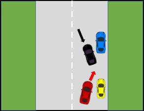 کتاب آیین نامه جدید - حق تقدم عبور در هنگام پارک کردن خودرو